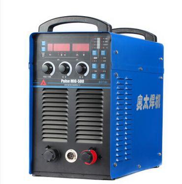 供应 奥太MIG-500逆变脉冲MIG/MAG弧焊机(气冷) 工业型氩弧焊机