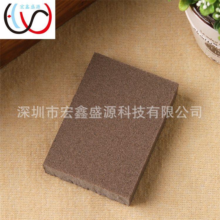 日本进口清洗用品批发 金刚砂海绵擦 单片装 海绵擦 可磨刀 批发