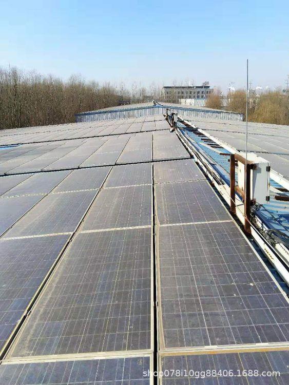 海南太阳能电池板回收 二手发电板回收 拆卸降级光伏电池板高价回收