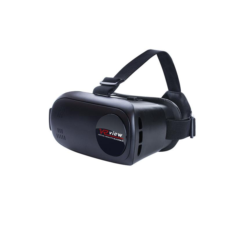 新款私模手机数码三代头戴式虚拟现实3d眼镜家庭影院支持一件代发