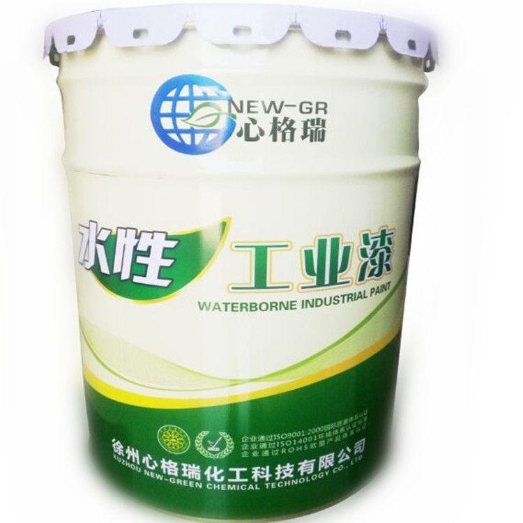 厂家直销 心格瑞 油漆 涂料 水漆 设备带锈防锈  水性聚氨酯底漆