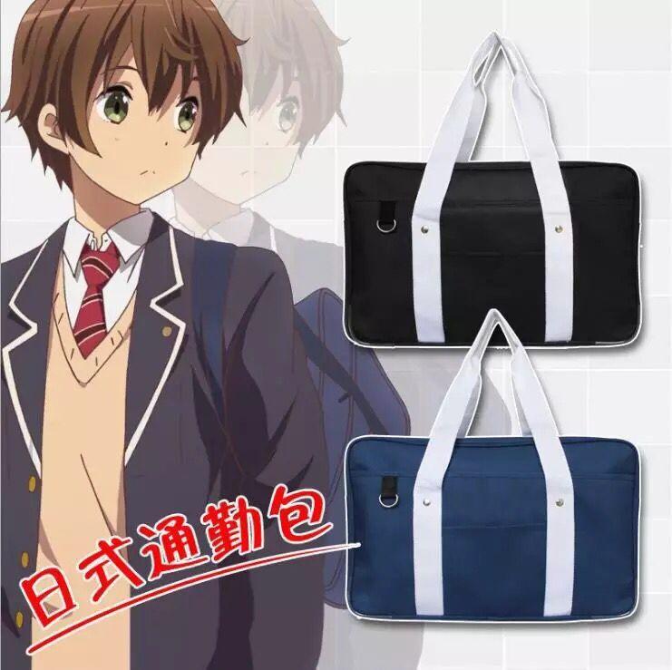 二次元日本动漫日式JK制服通勤学生挎包背包学院COS单肩包手提包