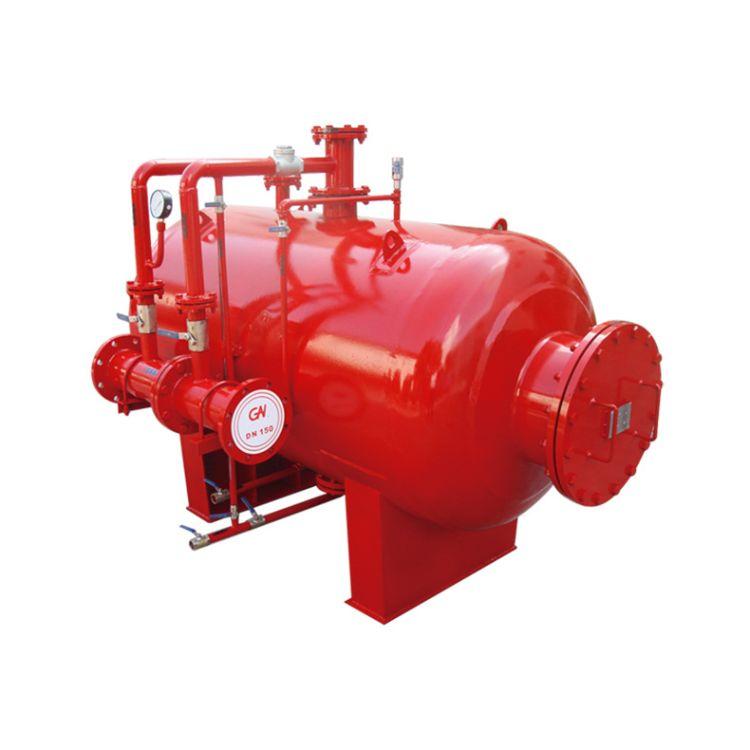 共安定制消防泡沫罐PHYM压力式泡沫比例混合装置 压力式消防装置