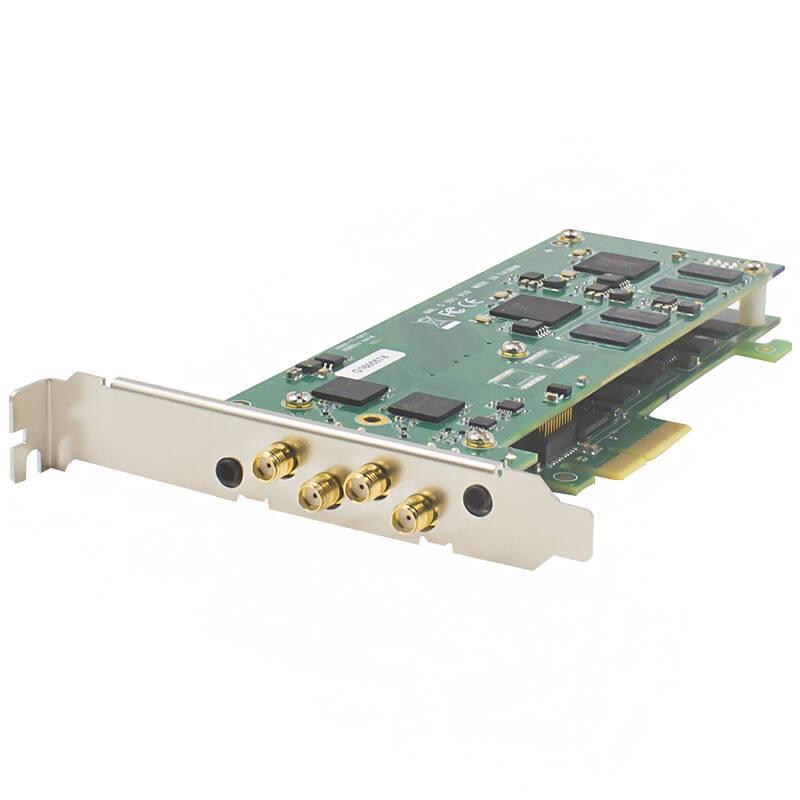 天创恒达TC 5C0N4视频采集卡SDI高清直播导播 4路输入出卡PCI-E