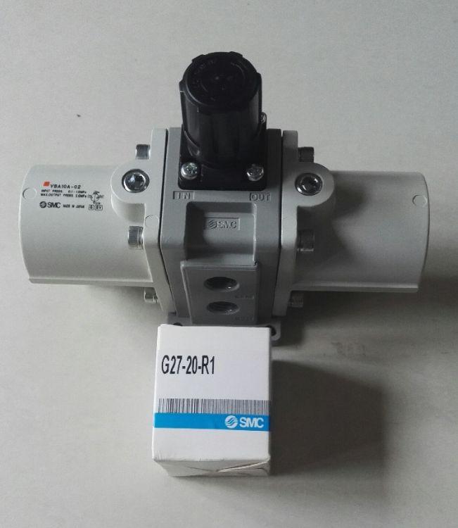现货SMC全新原装正品VBA10A-02增压阀假一赔十