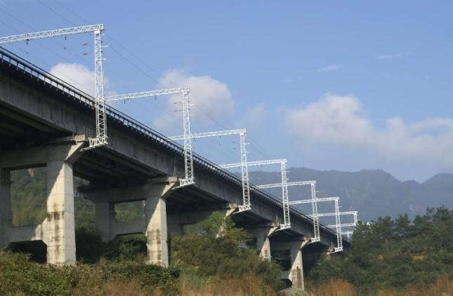 全国各地现货供应铁电气化接触网桥钢柱