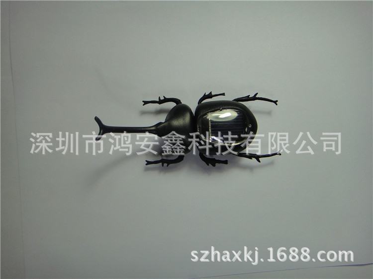 厂家直销太阳能玩具甲虫创意儿童益智玩具屎壳郎礼品批发