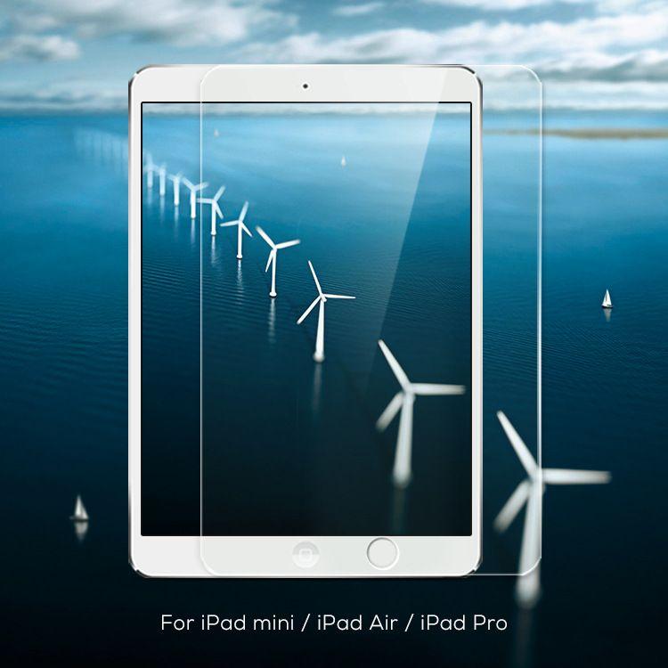 工厂直销平板钢化膜 min4 ipad pro11(2018)新款寸平板电脑钢化膜