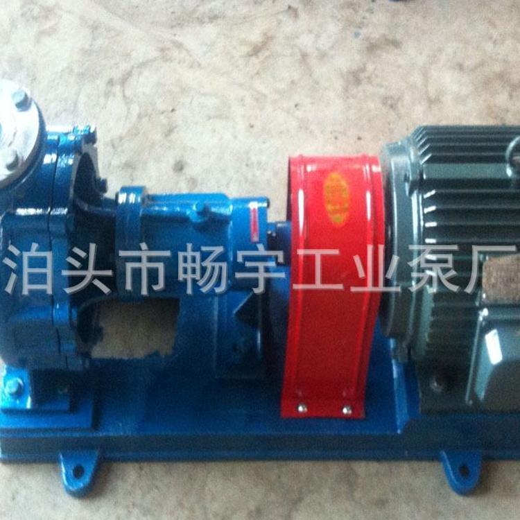 夹套导热油泵耐高温能达到400度厂家质保一年