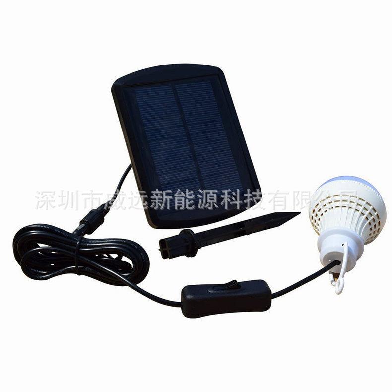 厂家直销热销供应球泡灯 太阳能灯串雪球 太阳能LED灯串
