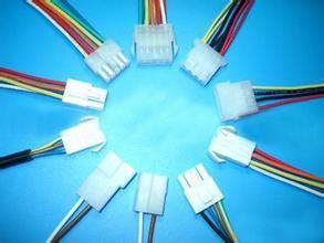 厂家批发端子排线  UL连接导线线材 连接电子线束 端子线 机内线