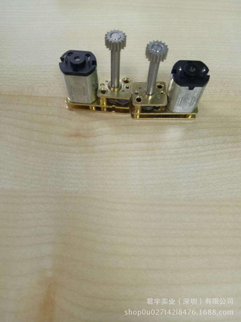 1024减速齿轮箱电机/齿轮箱马达/调速减速电机/指纹锁减速电机