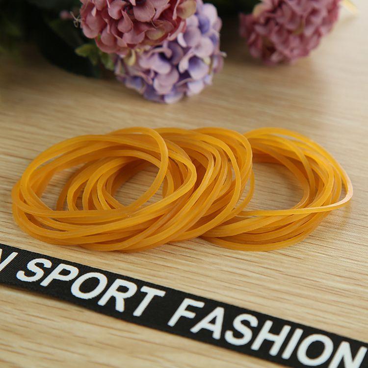 厂家直销越南越意VYR50x1.3黄色橡皮筋橡胶圈橡皮圈牛皮筋环保