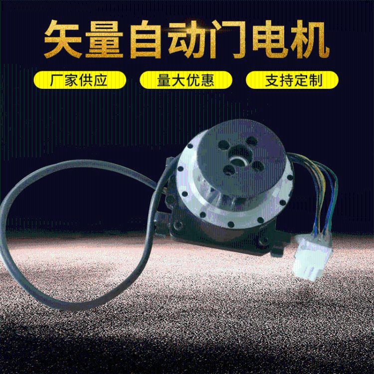 雷曼特 矢量自动门永磁直驱电机 自动门电机驱动器