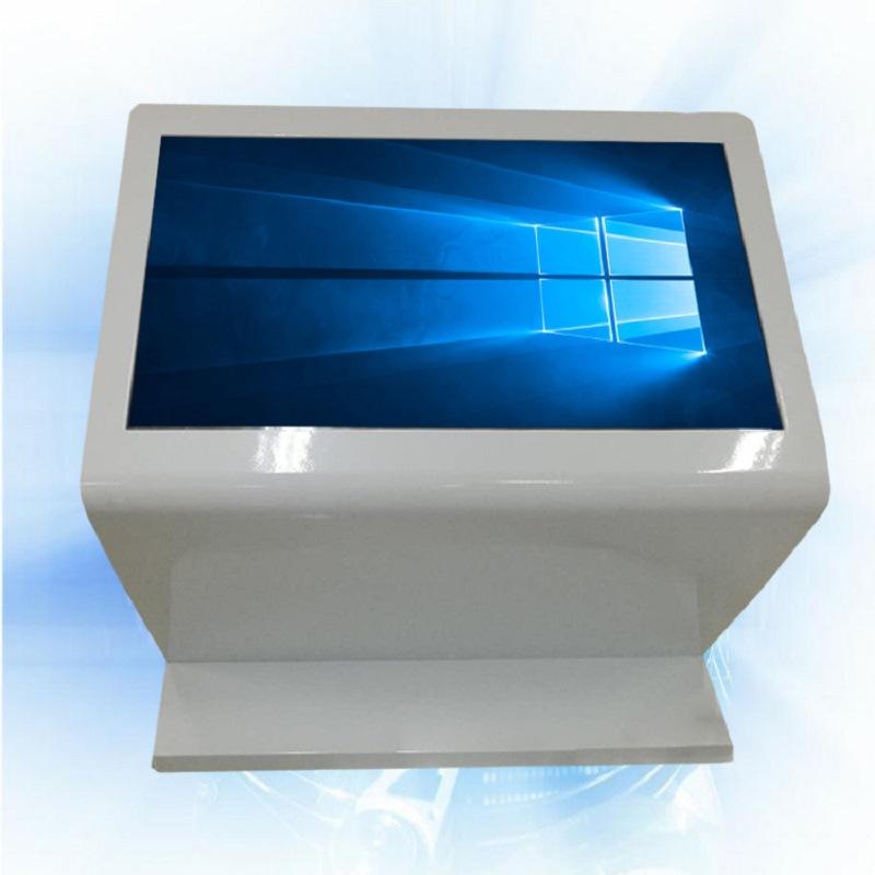 加工定制各种款式触摸一体机 广告机 定制异型拼接屏触摸茶机加工