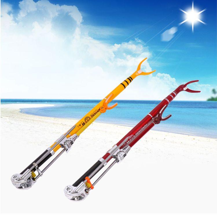 厂家直销 竞技碳素支架 彩色鱼竿支架炮台竿架鱼竿架渔具垂钓用具