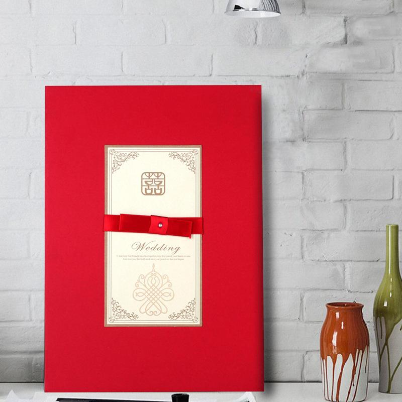 婚庆礼金簿烫金签到本礼金本提名册婚礼喜庆结婚用品厂家批发