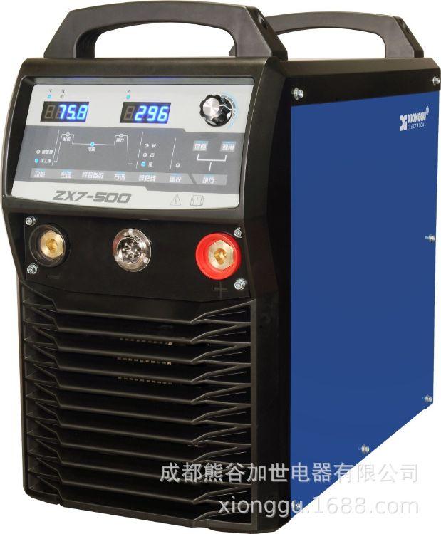 熊谷ZX7-400焊条电弧氩弧焊机熊谷IGBT逆变直流ZX7-500手工焊机
