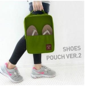 工厂直销旅行鞋类整理包收纳袋3鞋位三双鞋盒包收纳袋