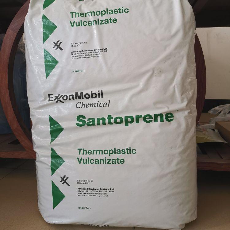 三都平TPE/TPV 101-64 黑色原料 高耐候性 耐低温