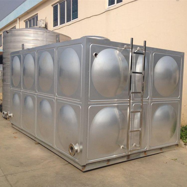 定制不锈钢保温水箱