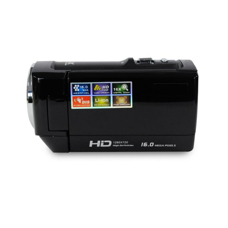 高清摄像机1600万像素防抖相机入门易上手家用手握式DV