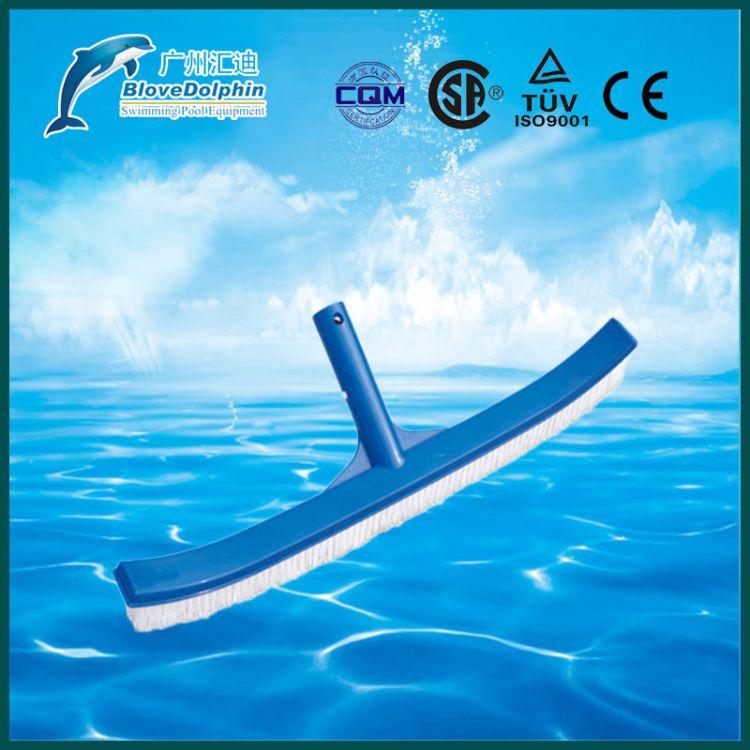 大量供应 蓝海豚泳池设备 泳池清洁用品系列 18-池刷