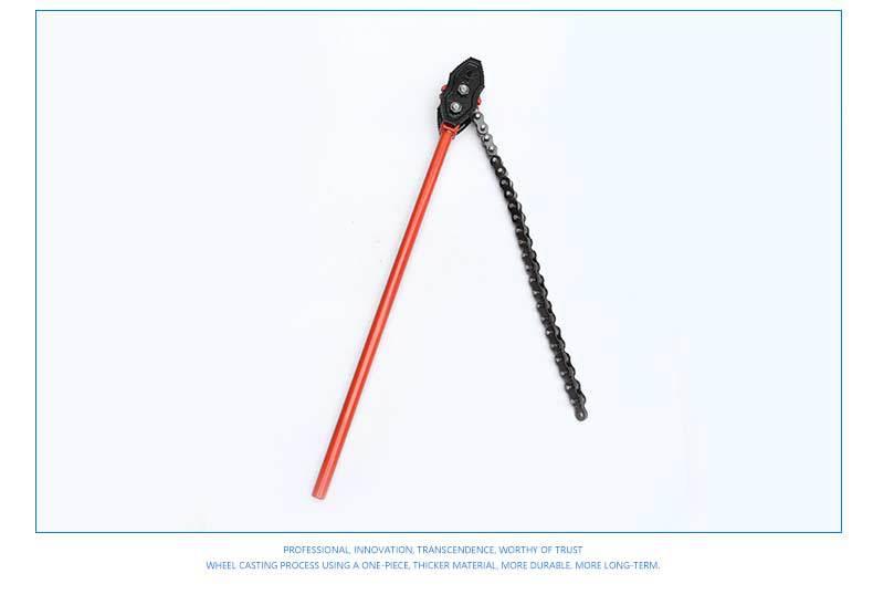 [厂家直销]4-10寸链条 快速链条钳管子钳 防爆链条管子钳 零售