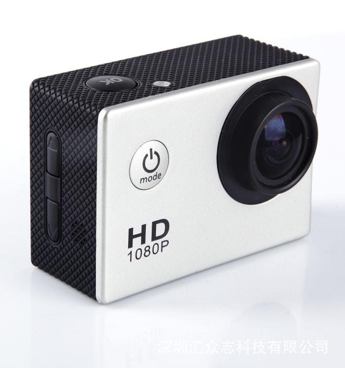 批发原厂SJ4000户外运动摄像机高清1080P带WIFI支持AV\TV羚羊方案