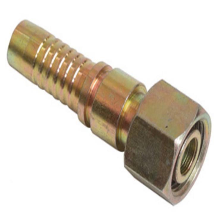 厂家供应 工程机械胶管接头 液压胶管接头品质保障
