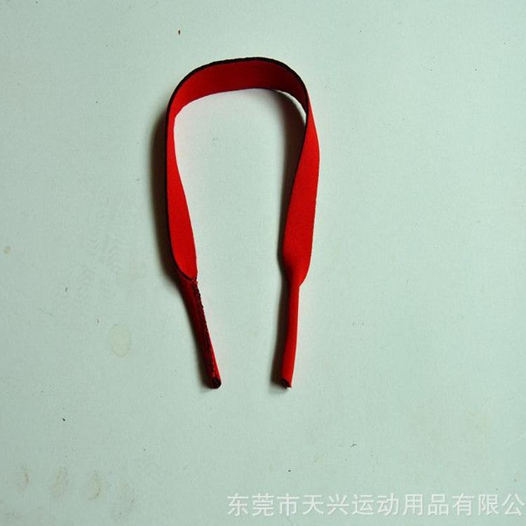 加工潜水料防滑眼镜绳 眼镜带   常年生产