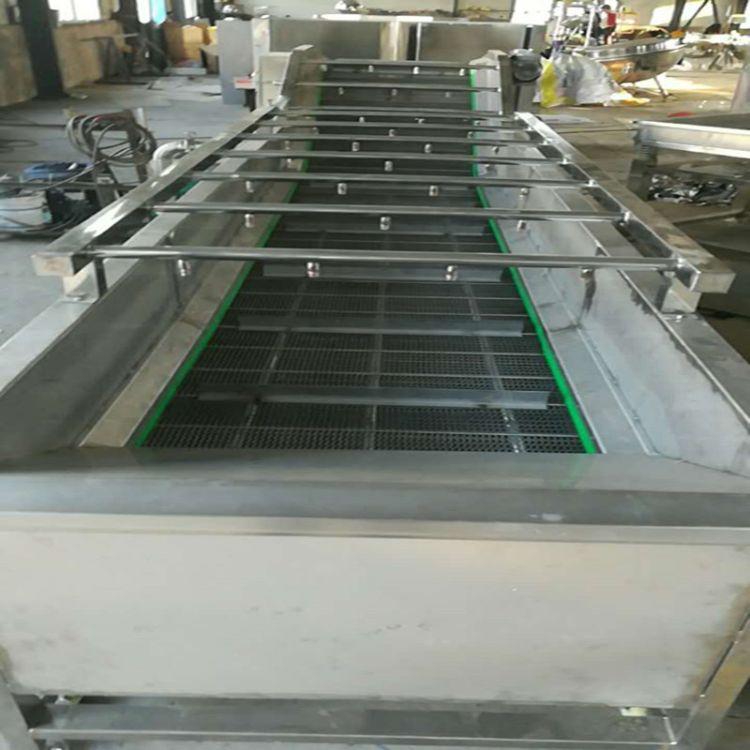食品包装冷却流水线 肉类产品风干冷却线 厂家直销蔬菜冷却线