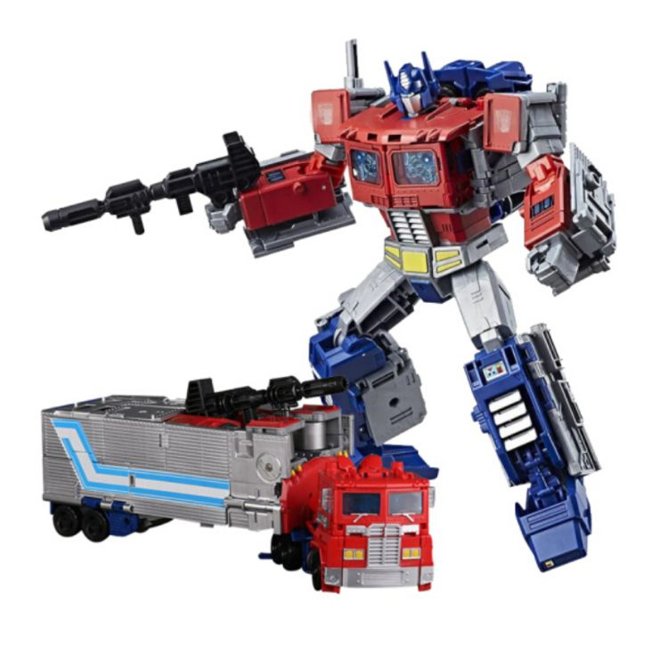 黑曼巴变形玩具金刚战地司令合金版汽车机器人带车厢男孩玩具车模玩具批发