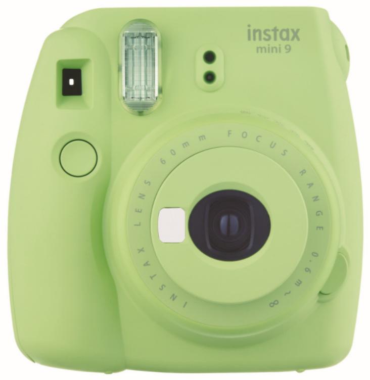 适用富士 拍立得mini9糖果色相机自拍美颜照相机 mini8升级版9c