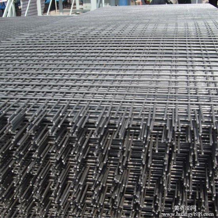 BRC钢筋网片 48mm镀锌焊接金属网片 黑丝网片 坚固耐用 防腐蚀