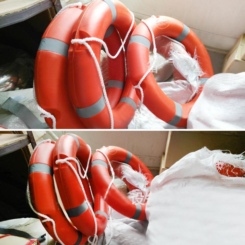 供应 塑料材质泳池救生圈 高档耐用塑料泳池救生圈 救生设备