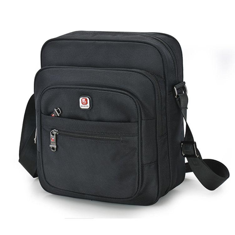 戈柏夫正品男士商务包单肩斜跨包 背包 旅行包袋时尚休闲OL公务包
