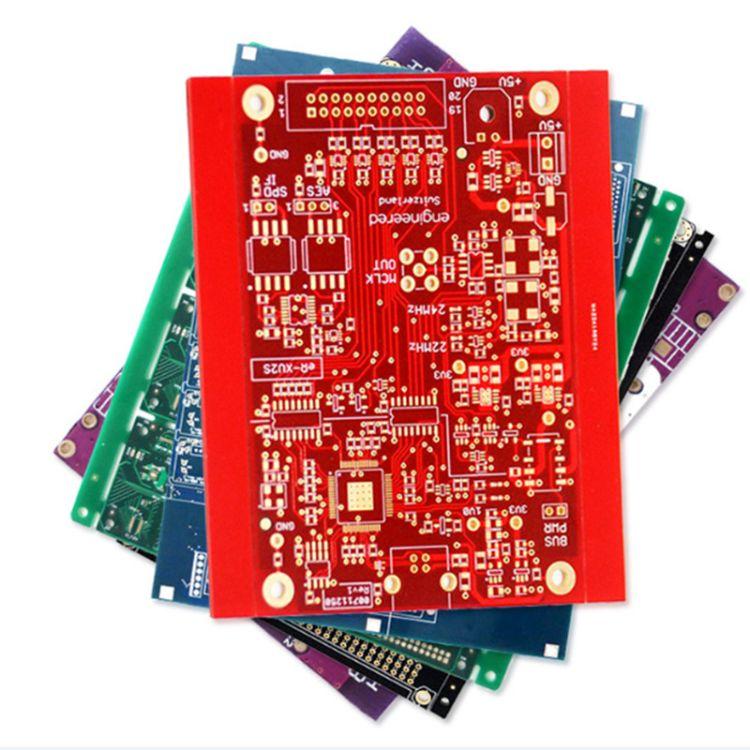 崇正电子-消费电子pcb电路板FR4阻燃玻纤板刚性线路板 打样批量