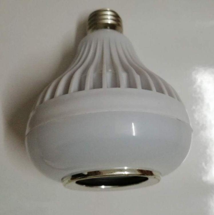 无线 蓝牙 音乐球泡灯 智能 LED灯七彩音乐灯泡 舞台灯