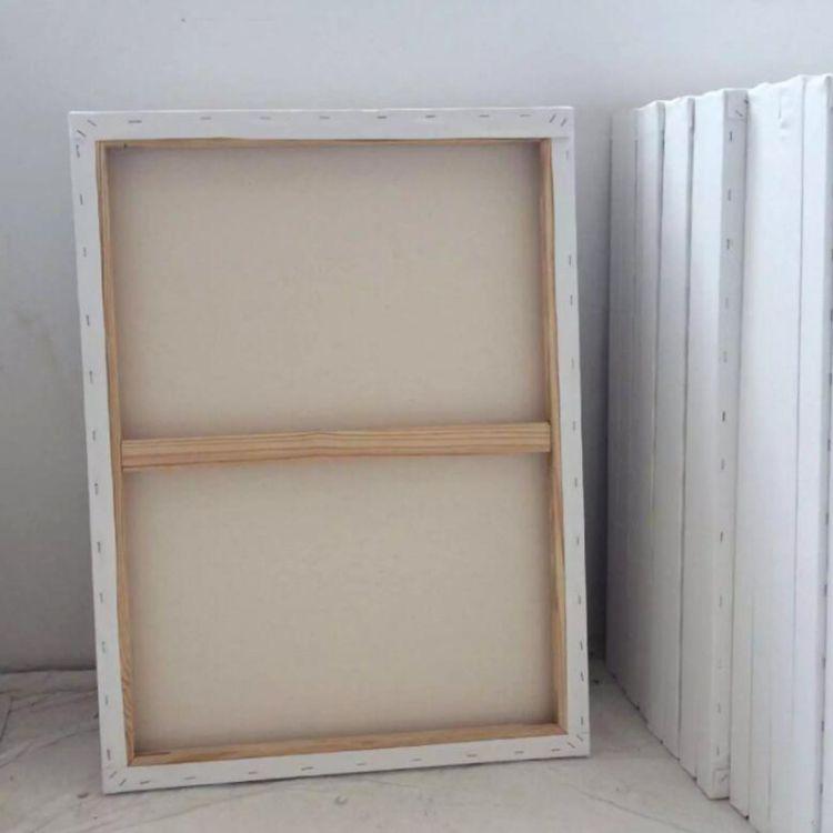 厂家定制油画框 大尺寸规格油画框 支持纯棉亚麻油画布框定制