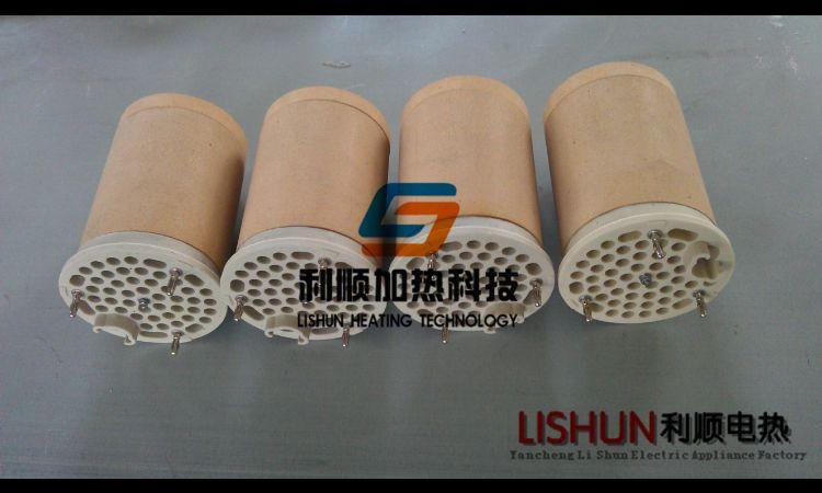 代替LE 102.684   3*400V   3*5500W发热芯 陶瓷发热芯