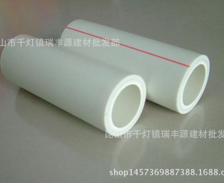 热水管全国标,包检测  可以信任的 PP-R冷热水管 伽殿生产厂家