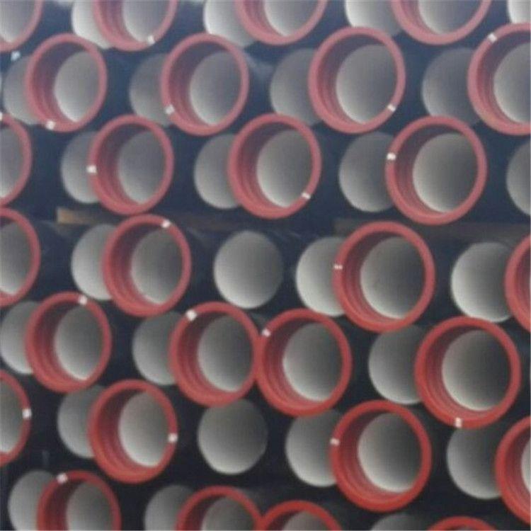 厂价直销球墨铸铁管 地下排水 楼房给水k9球墨铸铁管及管件