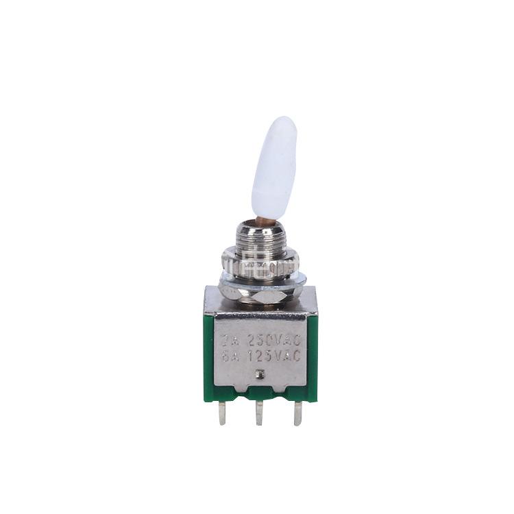 生产钮子开关二档三挡三挡单复位等性能可靠耐用价廉品质优.