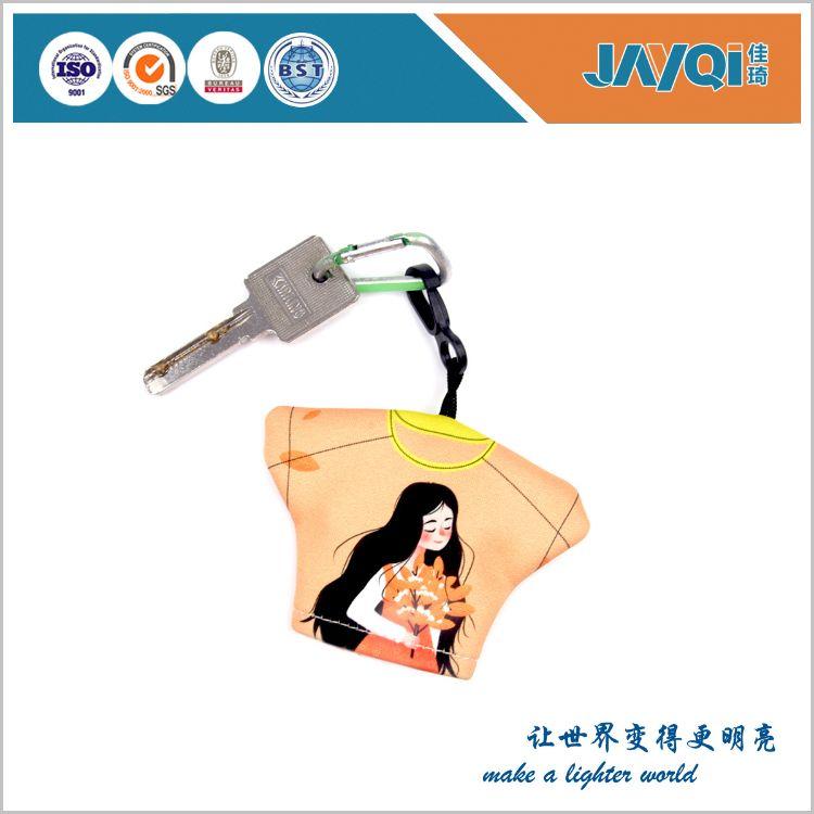 丹阳工厂专业订做小吊带,彩色小挂件套装,迷你吊袋礼品吊袋