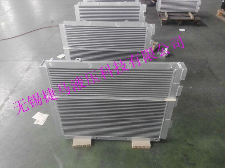 供应定制复盛Fusheng空气压缩机用油气冷却器换热器散热器