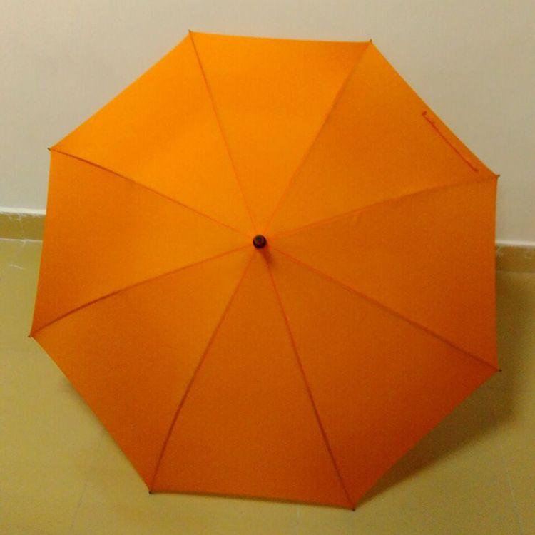 厂家直销 27寸全纤维直杆伞 定制优质晴雨伞批发量大从优