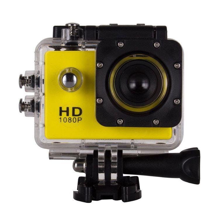 山狗摄像机SJ4000运动DV1.5寸普清720P户外防水迷你相机记录仪