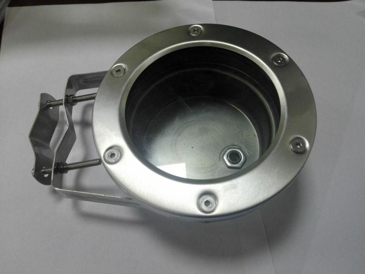 优质厂家供应3W  6W 9W水下灯外壳 环抱水池灯配件 喷泉水池灯