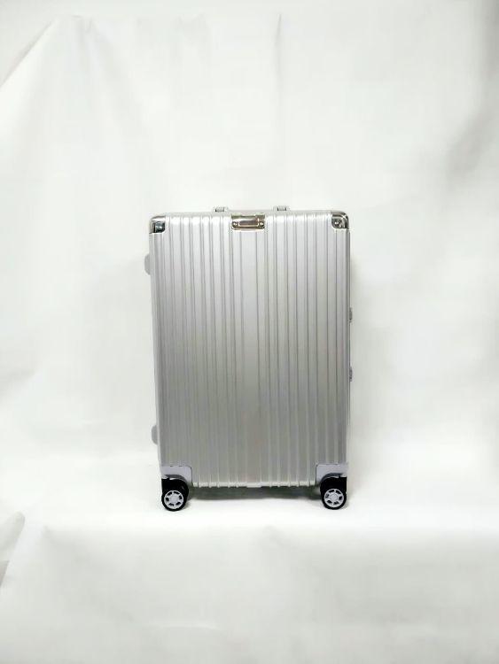 礼品定制拉链拉杆箱厂家批发旅行箱万向轮拉杆箱行李箱一件代发